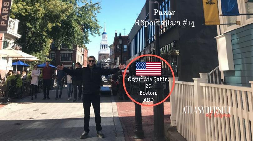 Röportaj: Yurt dışına taşınmak ve Boston'da yaşamak üzerine