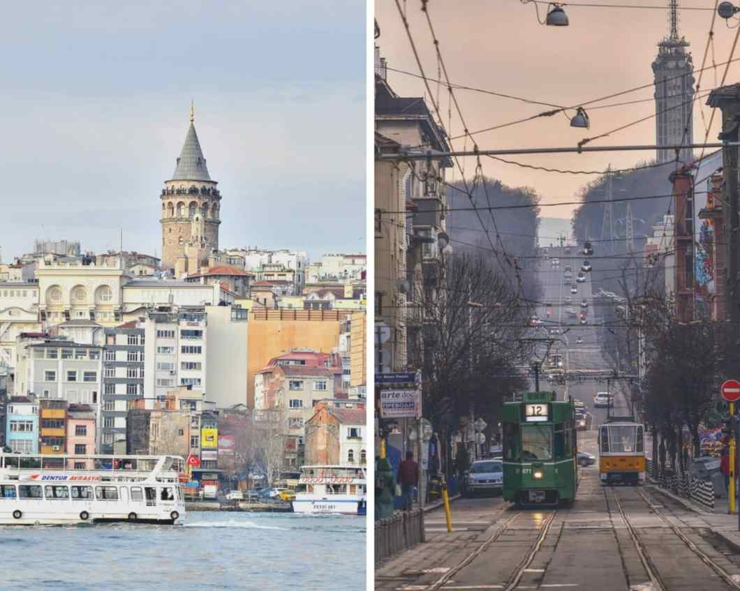 istanbul dan sofya ya otobüs yolculuğu