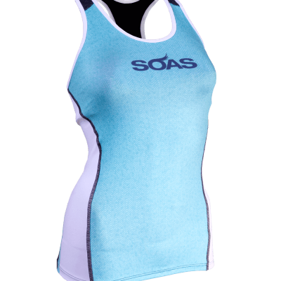 SOAS - Herringbone Tri Top