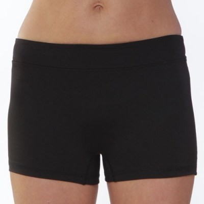 running shorts - black