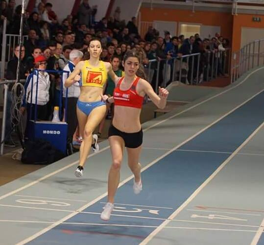 QA Superleage - sprint donne: Bazzoni su Borga e Maggi - la classifica completa