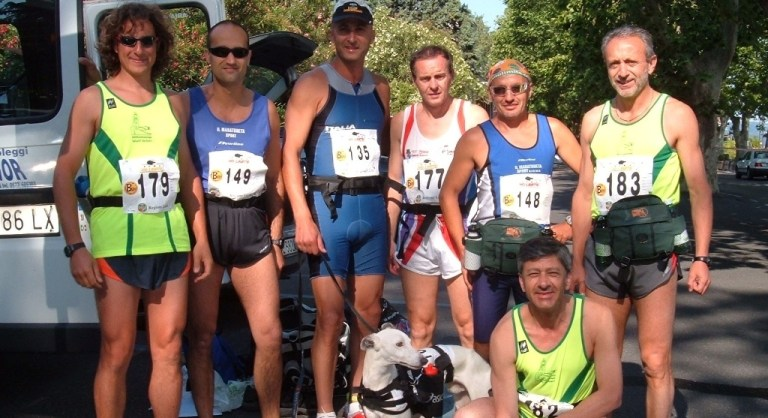 Extreme Marathon no limits Anguillara