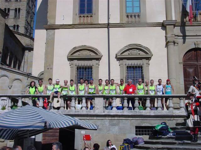 Arezzo Saracino 2006
