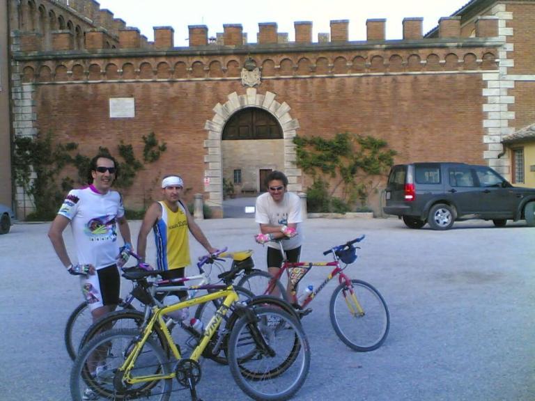 Gita in bike a San Gimignanello