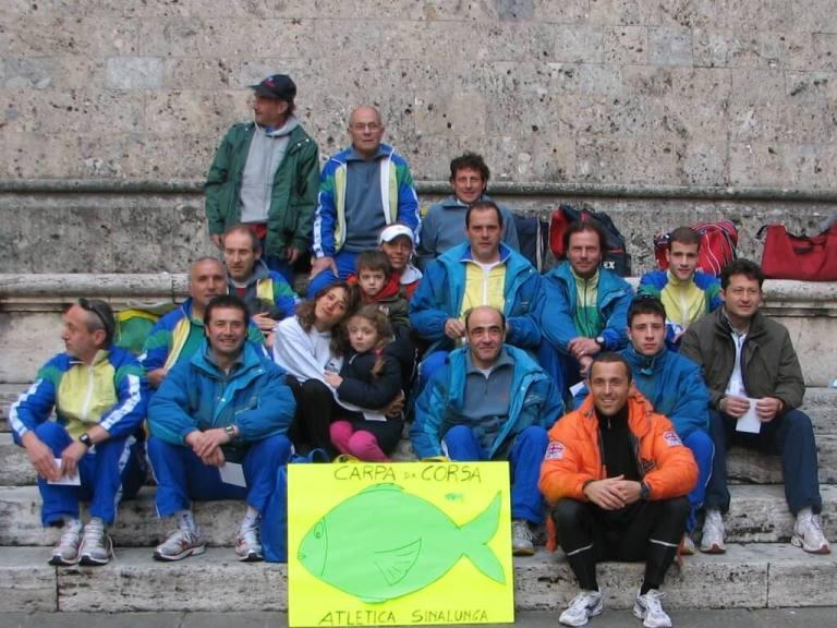 Siena Corsa Marathon Club 2007