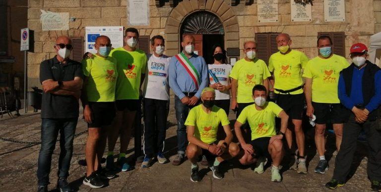 Run4Hope Staffetta Italiana a favore dell'AIRC