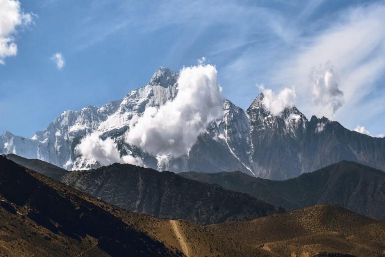Everest ai tempi del COVID-19