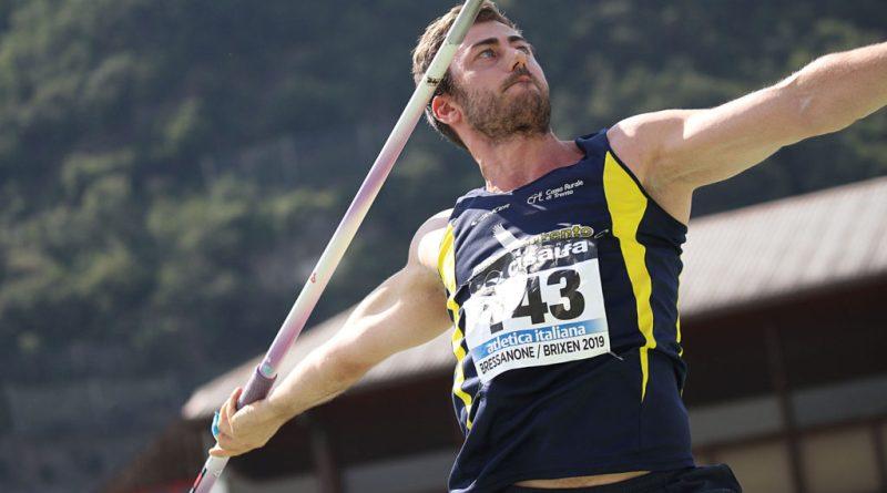 Norbert Bonvecchio sfiora il podio a Bressanone