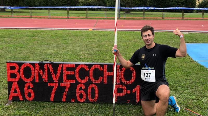 Norbert Bonvecchio sbanca anche Vittorio Veneto