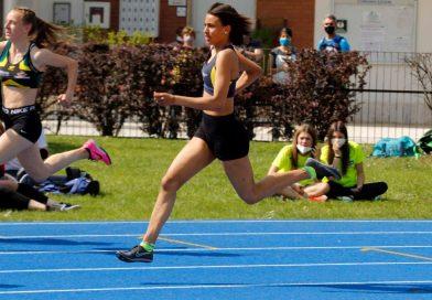 Meeting Giovanile Trentino: Nancy Demattè vincente