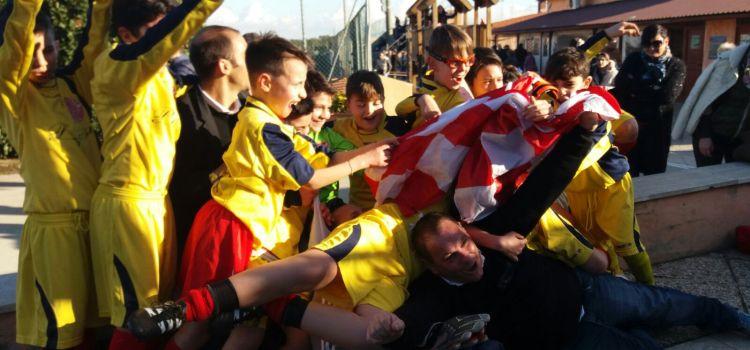 I Pulcini 2007 vincono il Torneo Calcio in Maschera