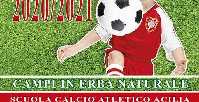 Scuola Calcio: al via le iscrizioni per la stagione 2020/2021