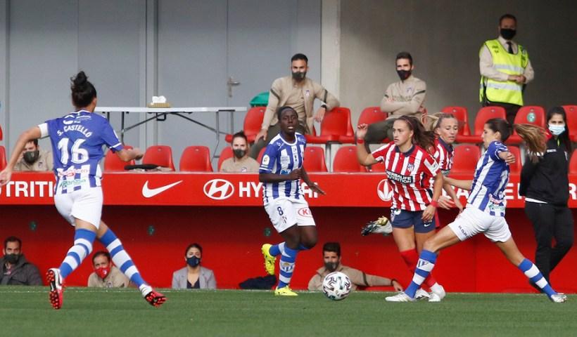 Atlético Femenino Sporting