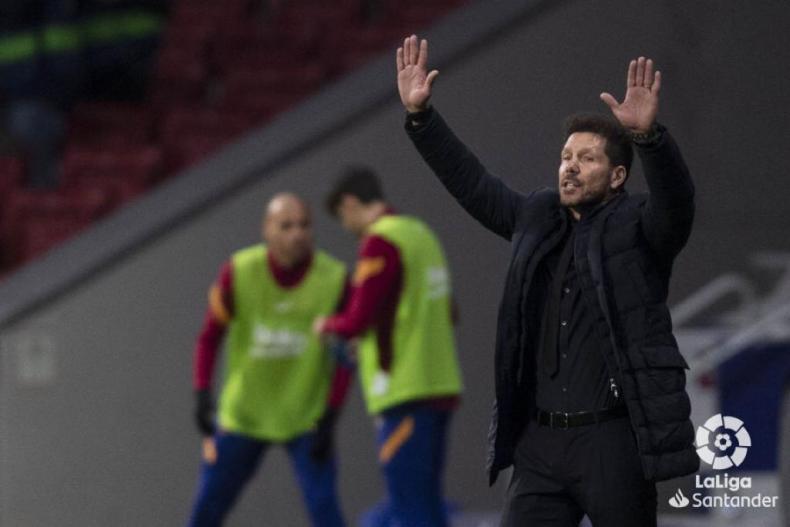 Simeone Atlético Barcelona