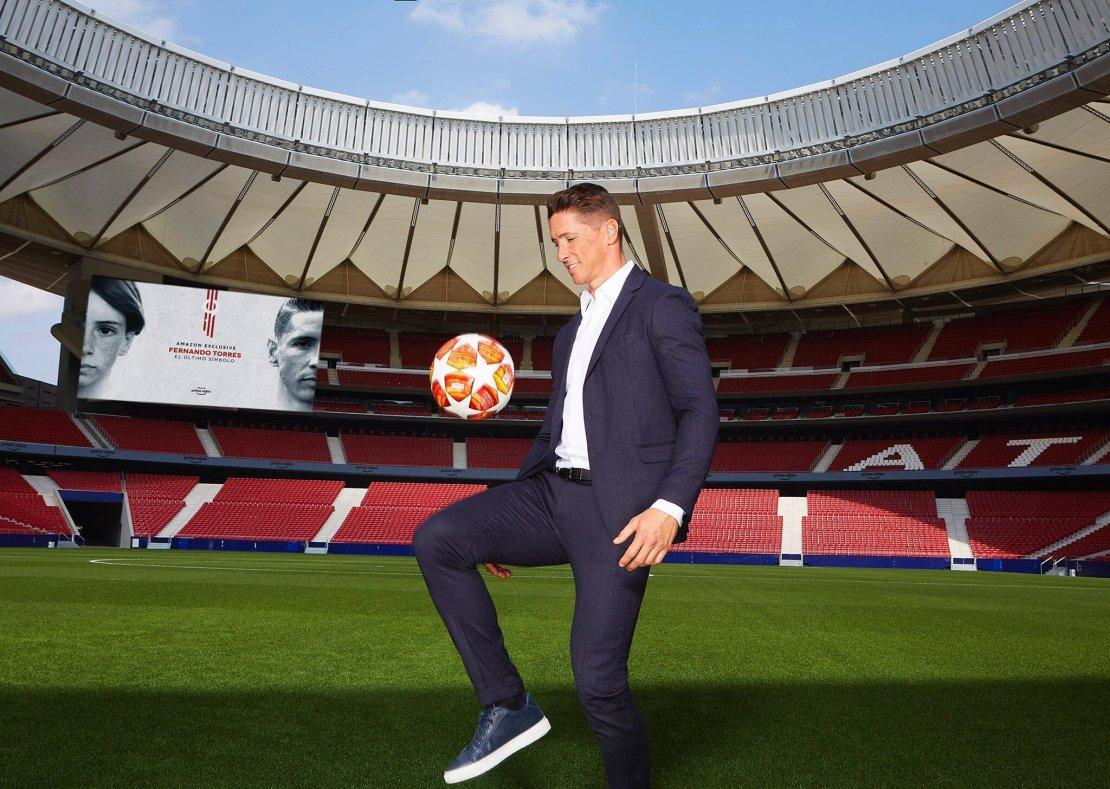 Fernando Torres Atlético B