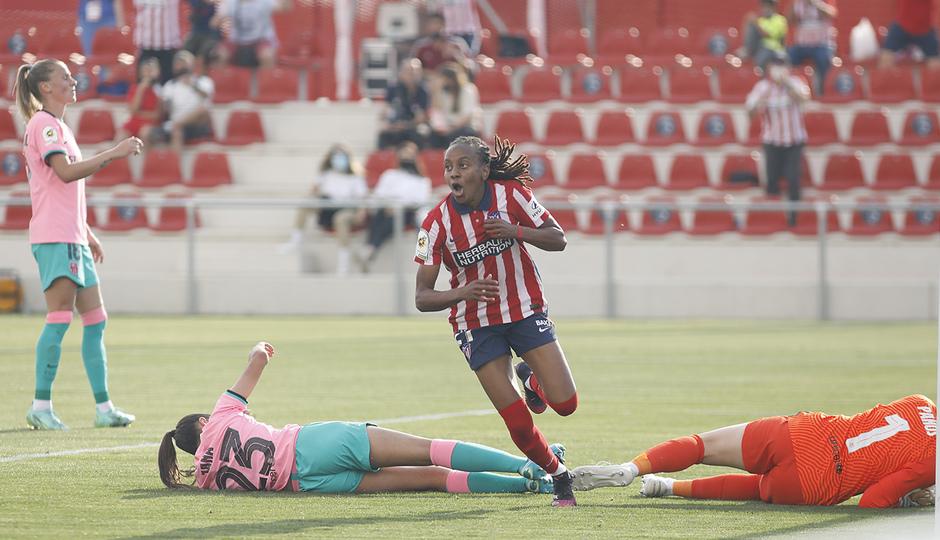 Atleti Femenino Barcelona