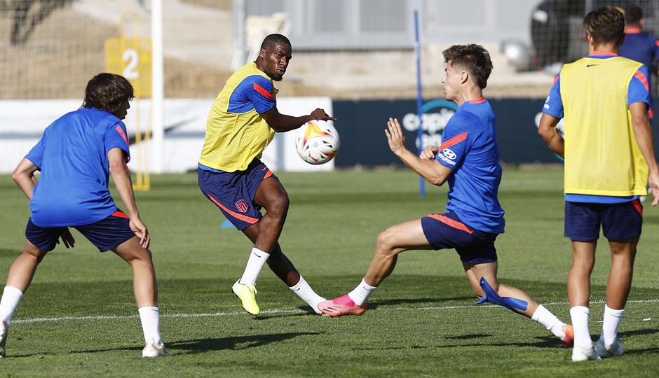 Geoffrey Kondogbia Atlético de Madrid