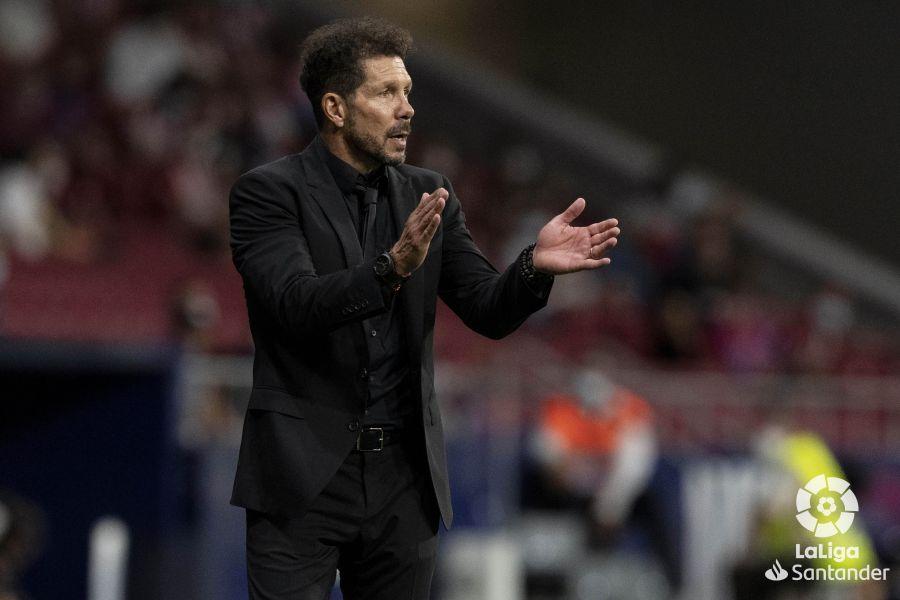 Simeone Atleti Villarreal