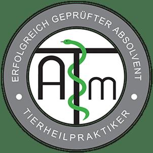 ATM Tierheilpraktiker Absolvent - Tierheilpraktiker Ausbildung - ATM Akademie