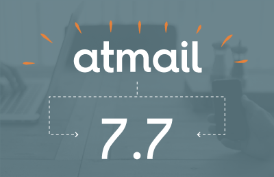 atmail 7.7