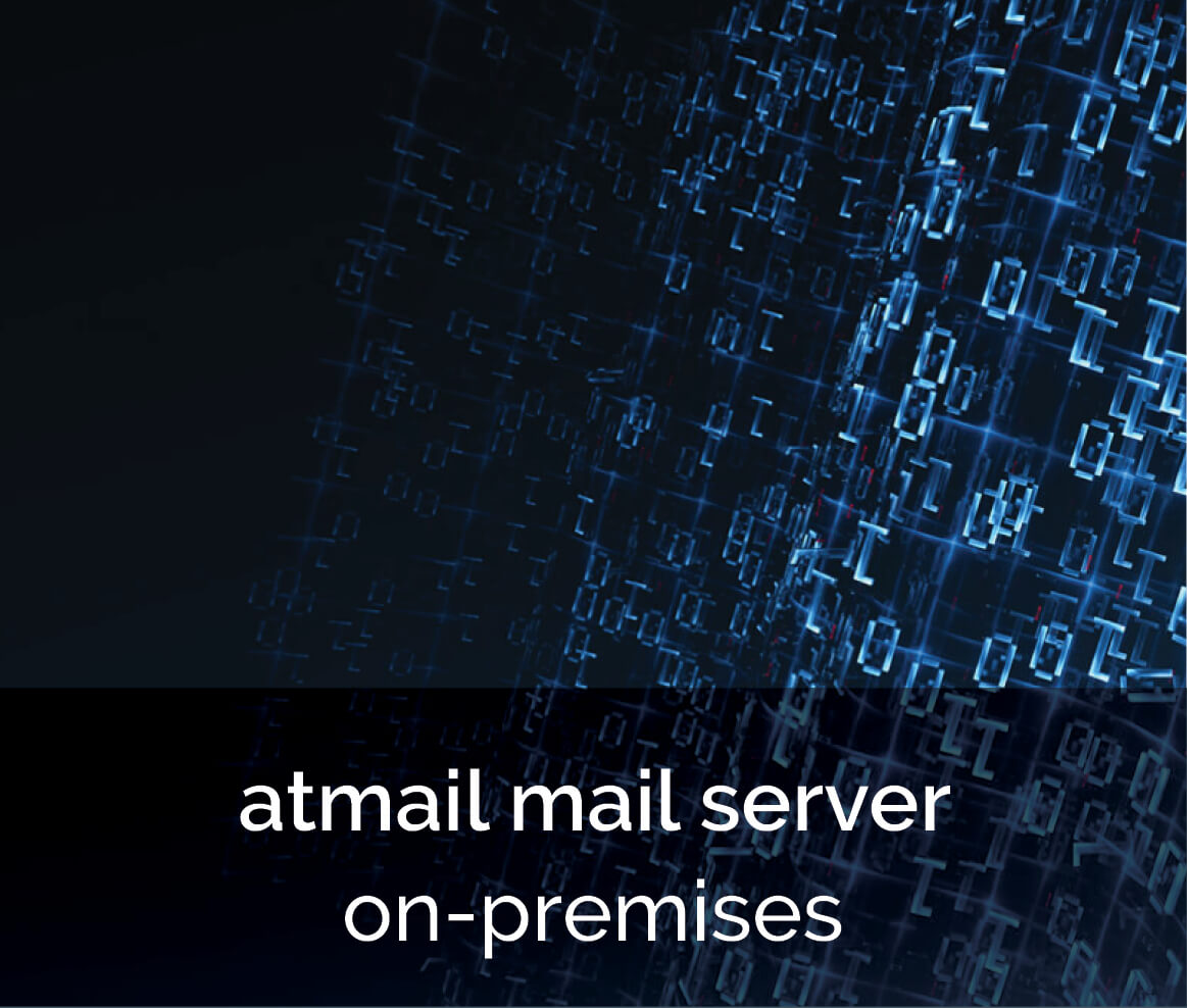 FAQ Cover - atmail - mail server - on-premises - frequently asked questions