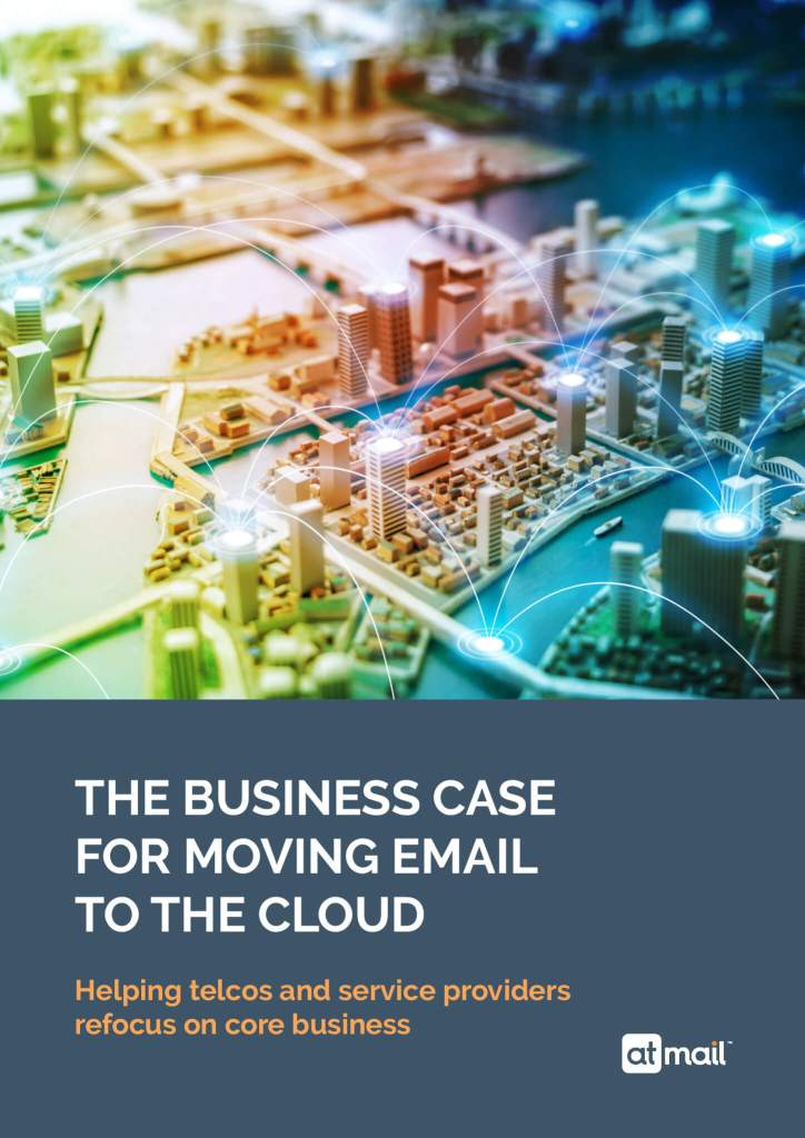 atmail white paper - The Business Case for Moving Email to the Cloud