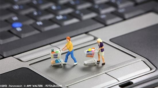 vantaggi per chi acquista online