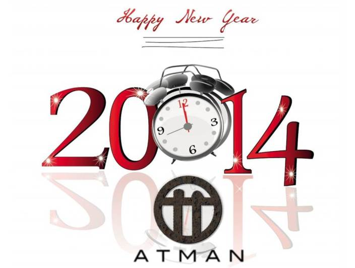 buon anno da atman
