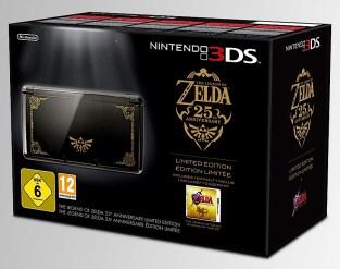 Zelda Ocarina of Time Nintendo 3DS headed for Europe