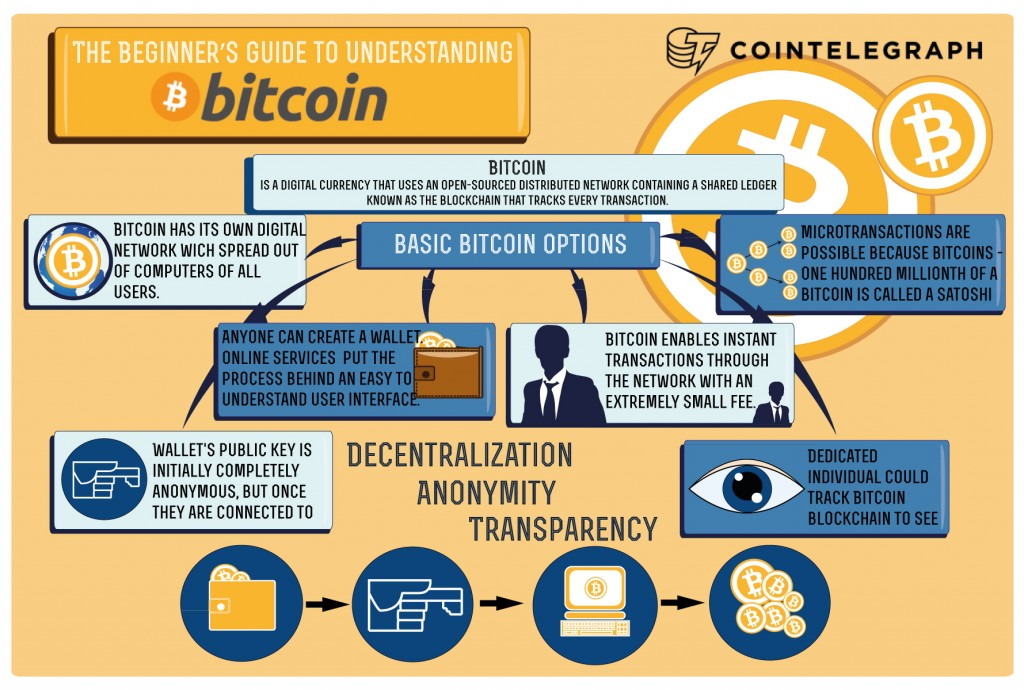 What is Bitcoin Infographic