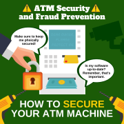ATM Security and Fraud Prevention - How to Secure Your ATM
