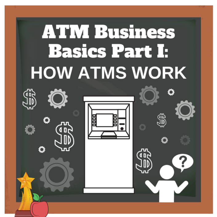 ATM Business Basics Part I: How ATMs Work