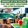 best locations for ATM machines