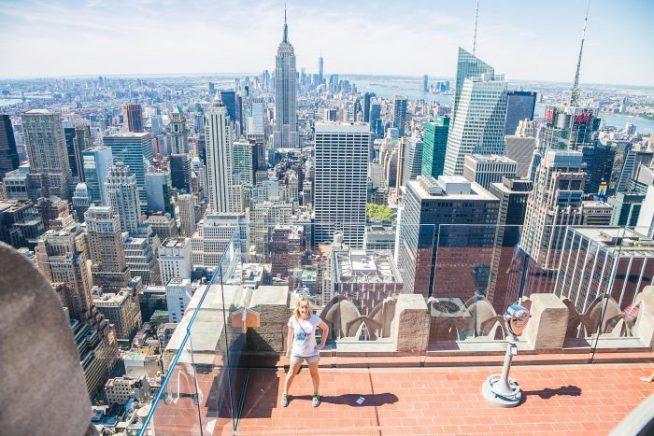 5 must-do New York - at mi casa
