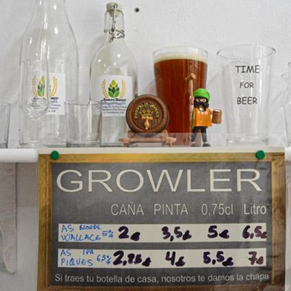 Gorwler cerveza artesana