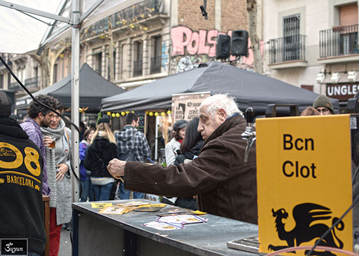 Feria Cerveza Artesana Sant Antoni Barcelona 2019 Birra 08