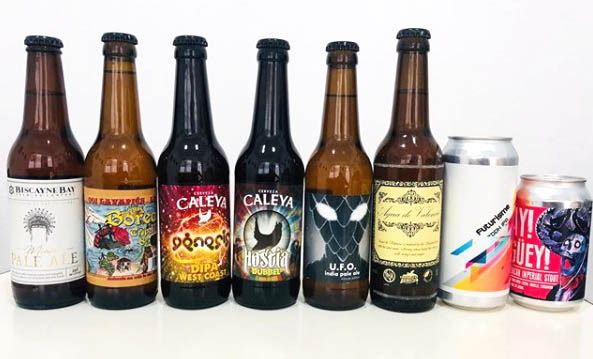 Novedades artesanas 2020 cerveza caleya cervezas medina