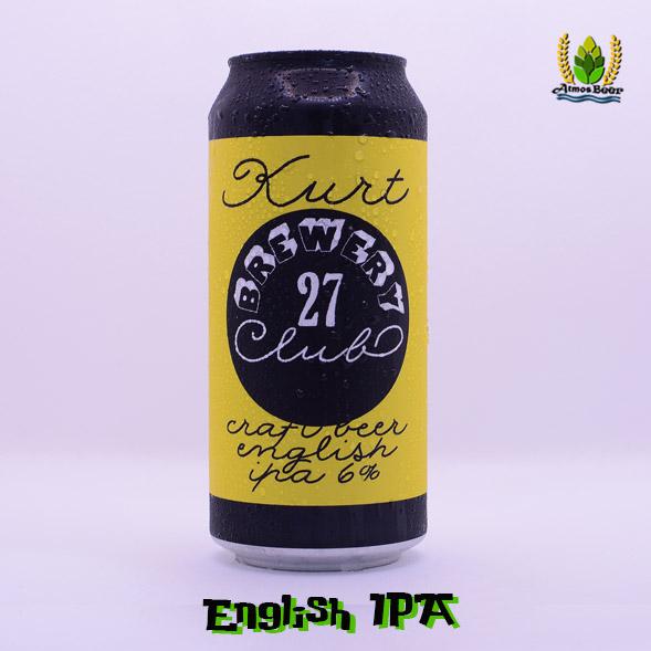 Comprar English IPA Kurt lata en Badalona