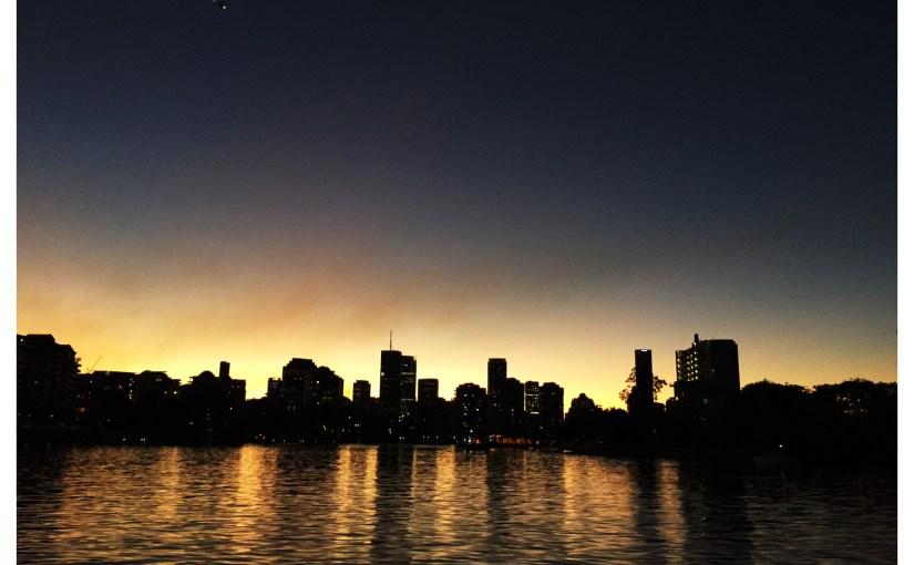 Brisbane ieri e oggi.