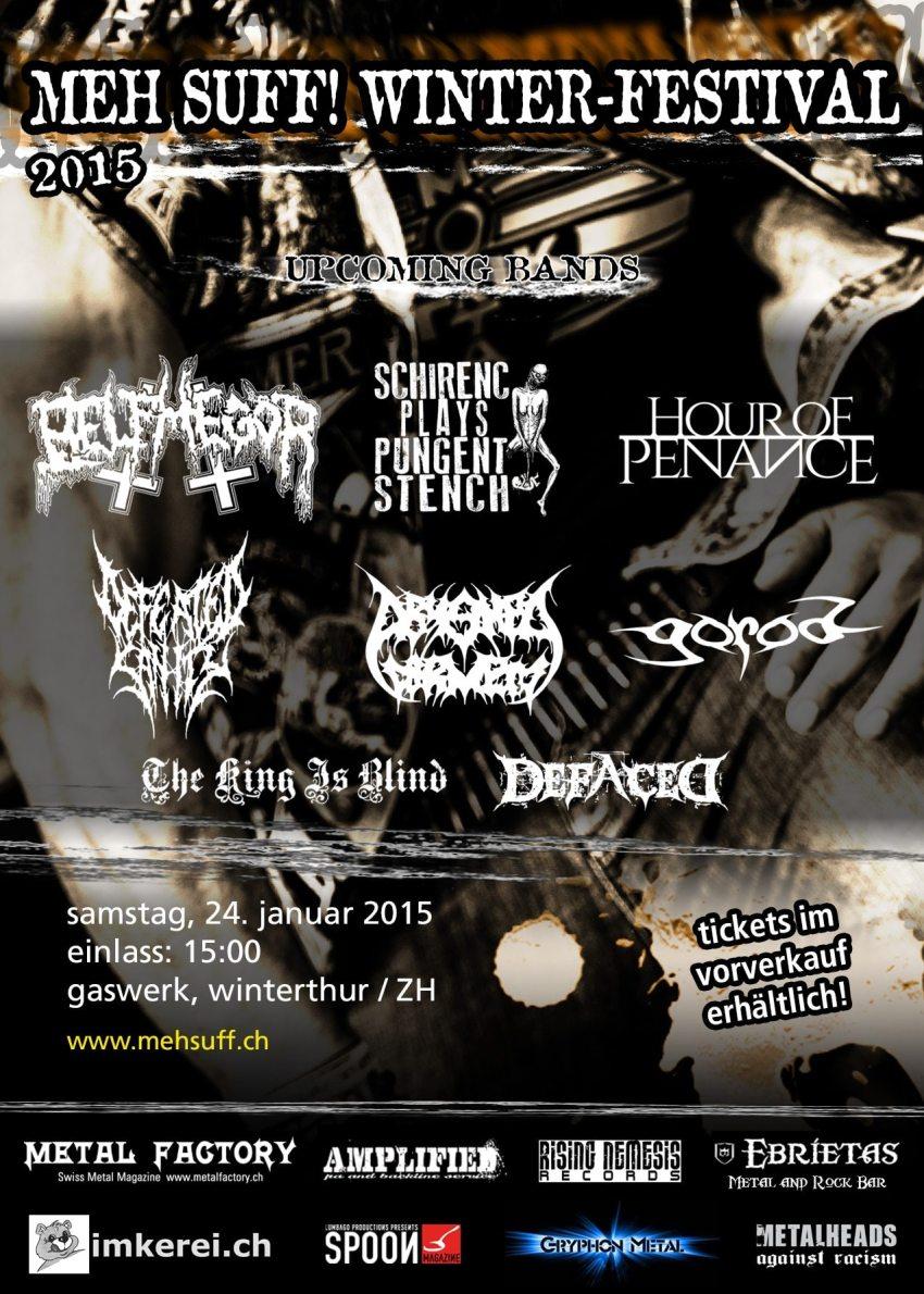 Meh Suff! Metal-Festival 2015