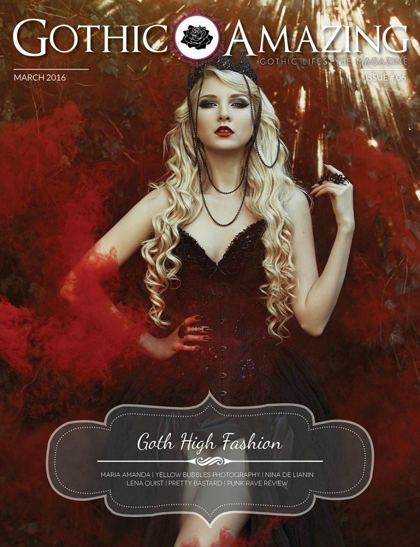 Gothic & Amazing Magazine