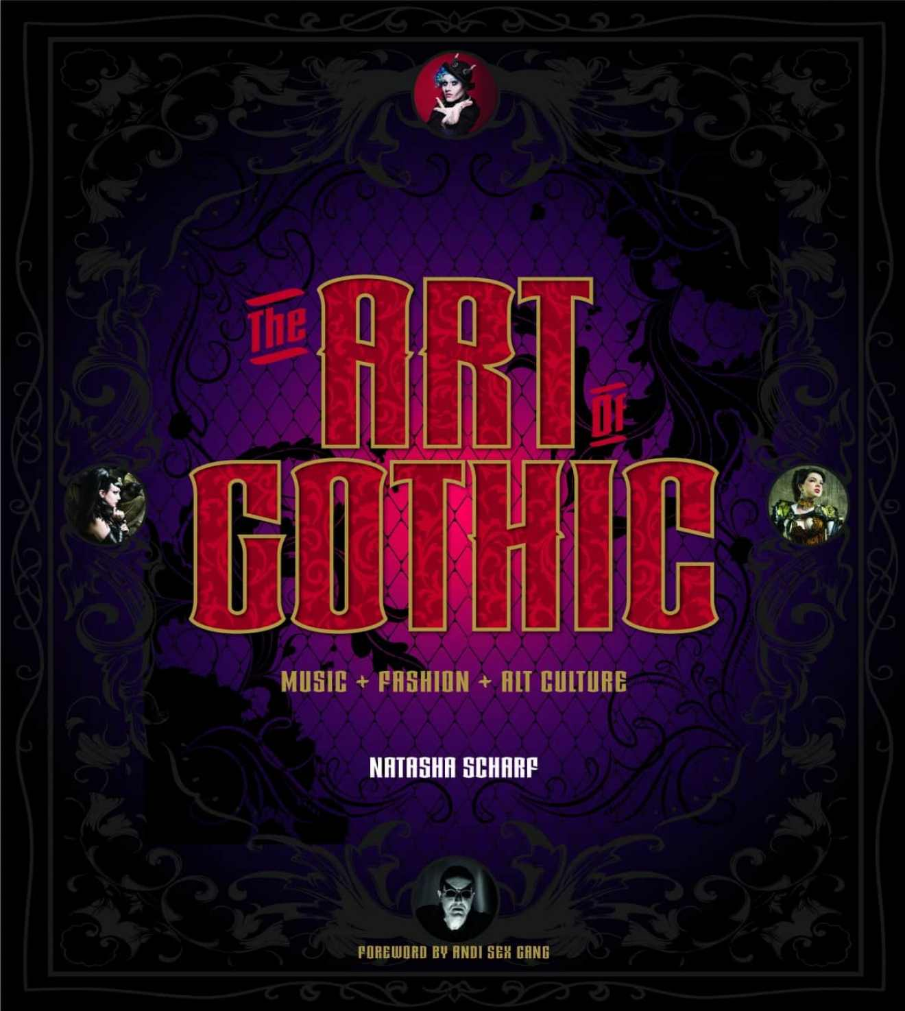 'The Art of Gothic' was originally published on November 11th, 2014 by Backbeat Books