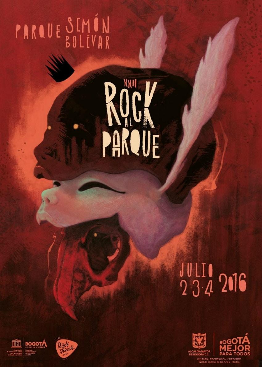 Festival Rock al Parque 2016