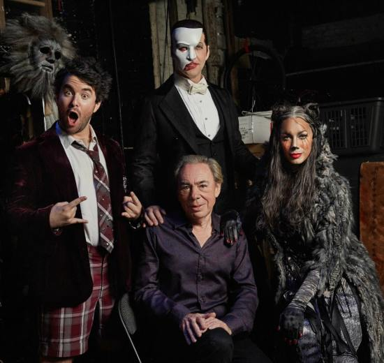 'The Phantom of the Opera' at the London Coliseum