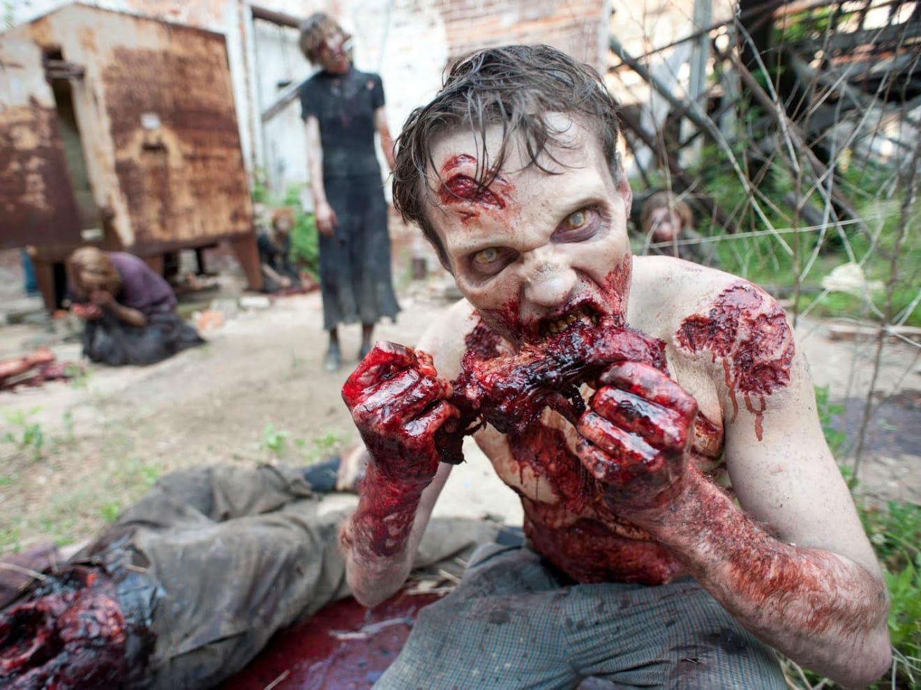 La Criptofobia Neurótica En El Género Zombie Como Cine