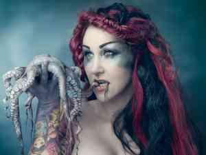 Lovecraftian Cosmic Horror Creatures In Gothic Fictions