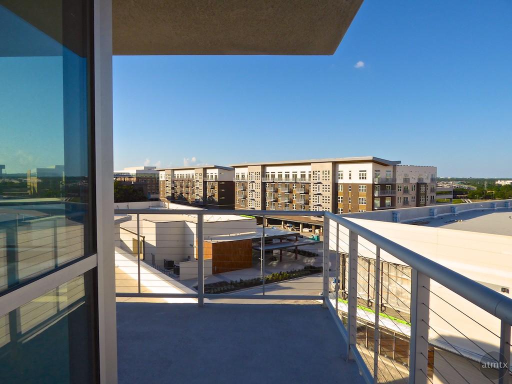 Archer Hotel Balcony, The Domain - Austin, Texas