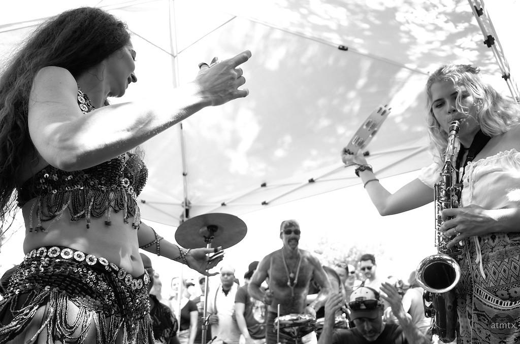 2016 Eeyore's Birthday Party - Austin, Texas