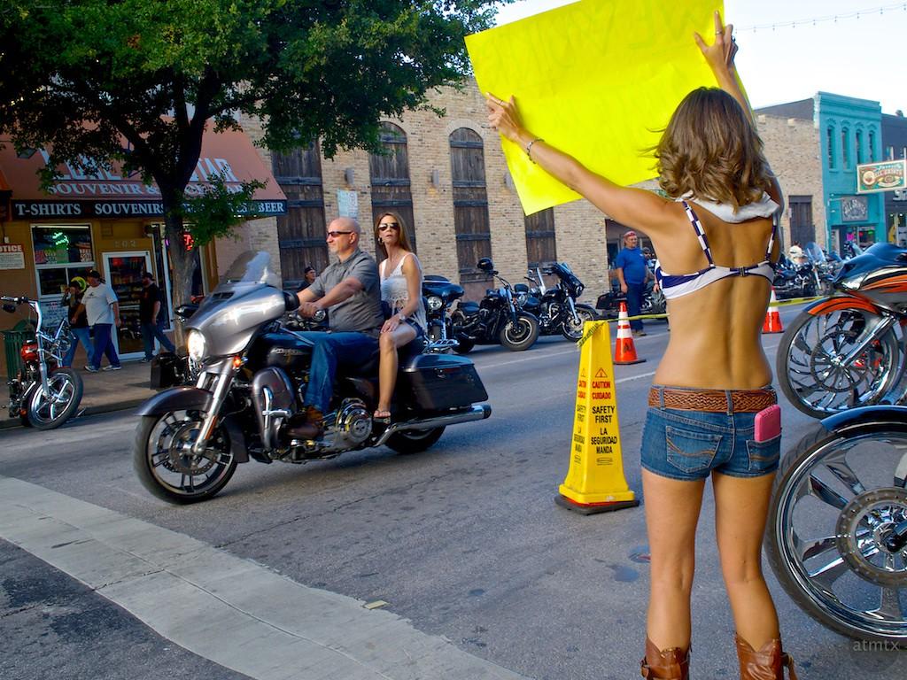 6th Street, ROT Rally 2016 - Austin, Texas