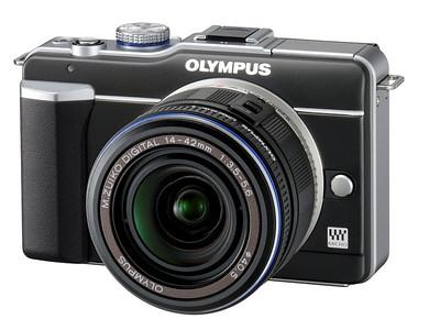 'Olympus E-PL1